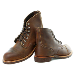 Red Wing Heritage 6-Inch Iron Ranger Boot - Mens