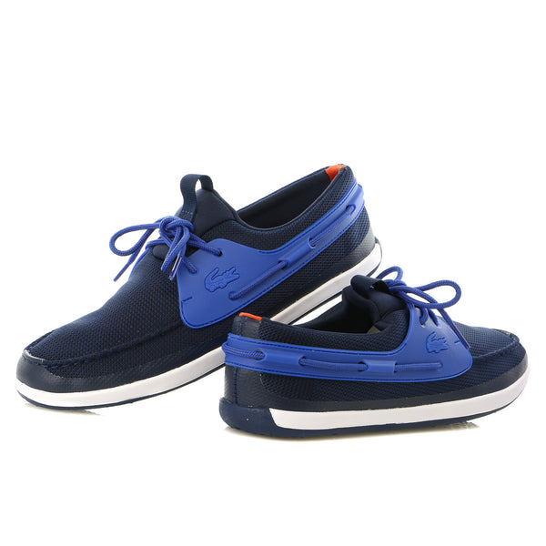 Lacoste L.Andsailing 116 1 Fashion Sneaker Moccasin Boat Shoe - Mens