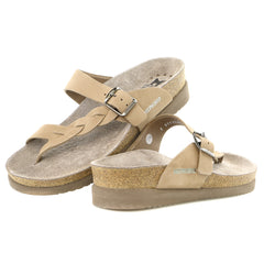 Mephisto Helen Twist Thong Sandal Shoe - Womens