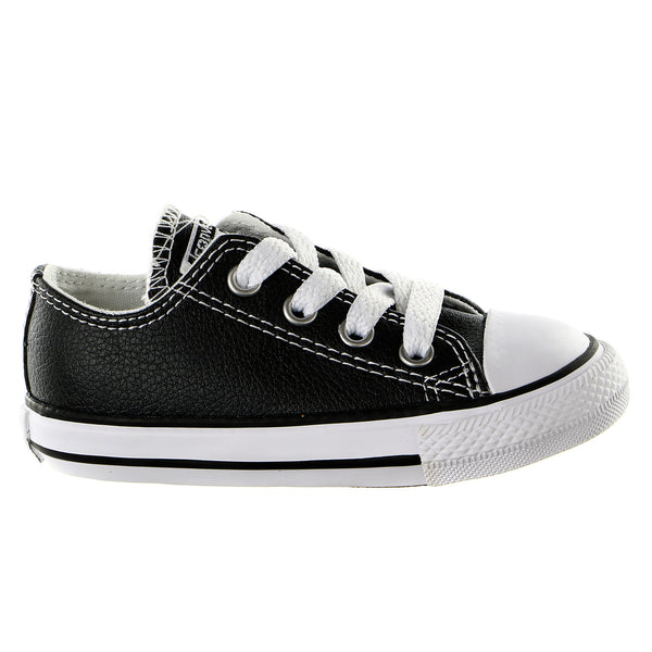 Converse All Star Low Leather Shoes - TODDLER