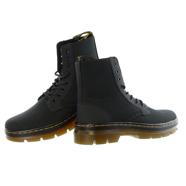 Dr. Martens Combs Nylon Lace Up Combat Boot - Men's