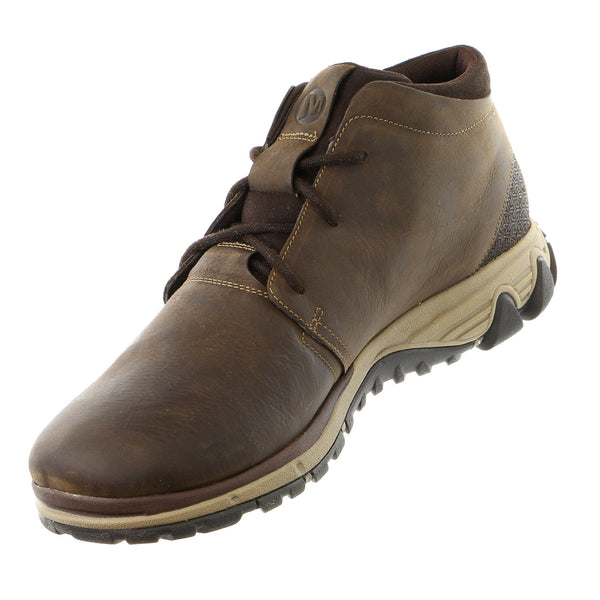 Merrell All Out Blazer Chukka Leather Lace-Up - Men's