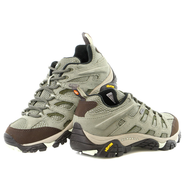 Merrell Moab Waterproof Hiking Sneaker Shoe - Womens