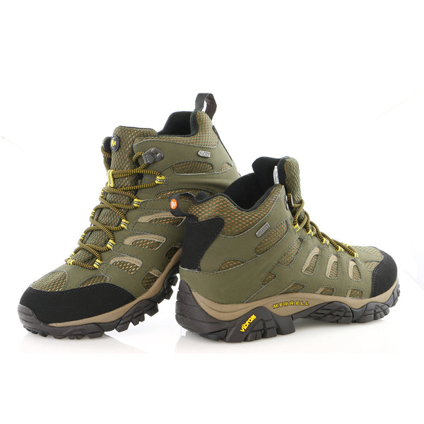 Merrell  Moab Mid Waterproof Hiking Boot - Men's
