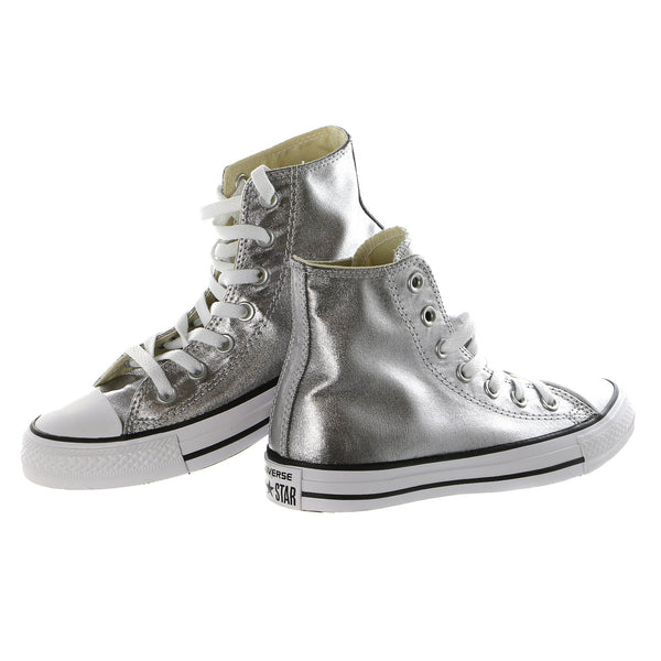 Converse Chuck Taylor All Star Metallic Canvas Hi - Women's