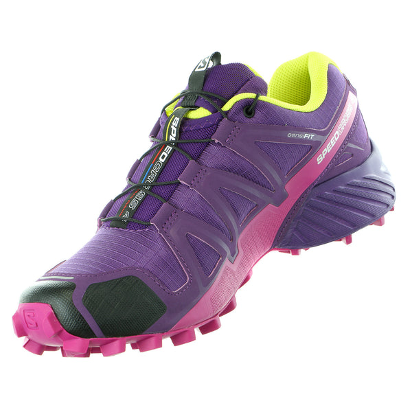 Salomon Speedcross 4 Trail Runners - Women's