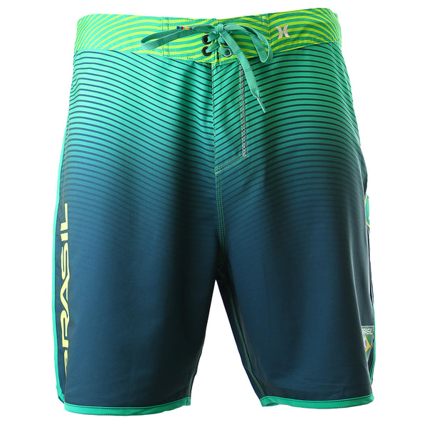 "Hurley Phantom (Brasil) 19"" Boardshorts - Men's"