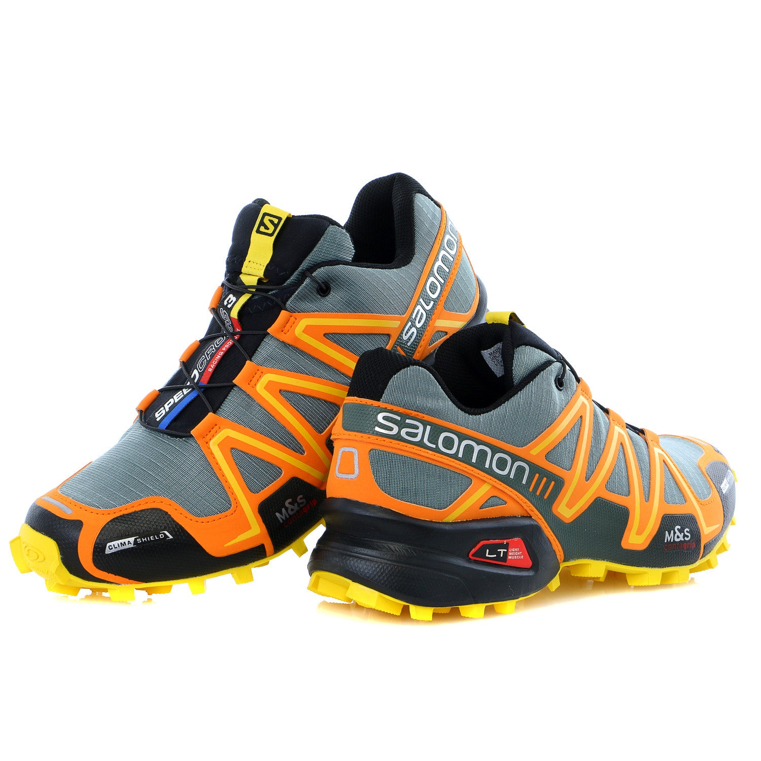 46270e8fce3f Salomon Speedcross 3 CS Trail Running Shoe - Men s - Shoplifestyle