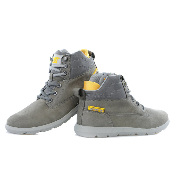 Caterpillar Galen Mid Chukka Boot Construction Work Shoe - Mens