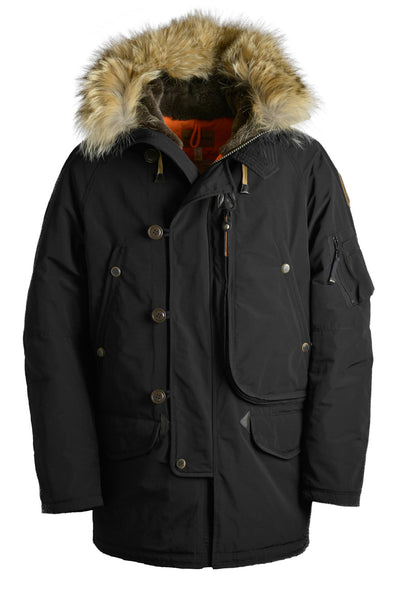 Parajumpers TYPE N-3B Jacket - Black - Mens