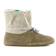 Sanuk Soulshine Chill Boot - Tan - Womens