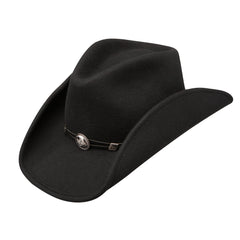 STETSON HOLLYWOOD DRIVE CRUSHABLE WOOL HAT