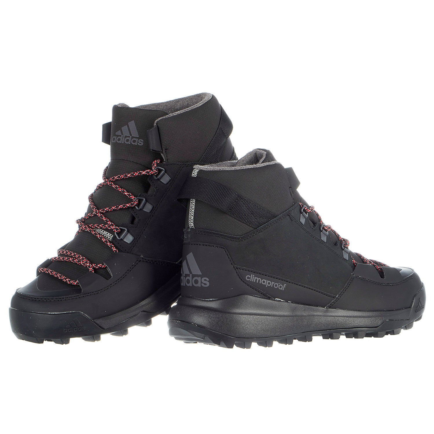 12b65e8550b adidas Outdoor CW Winterpitch Mid CP Leather Hiking Boot - Men s ...