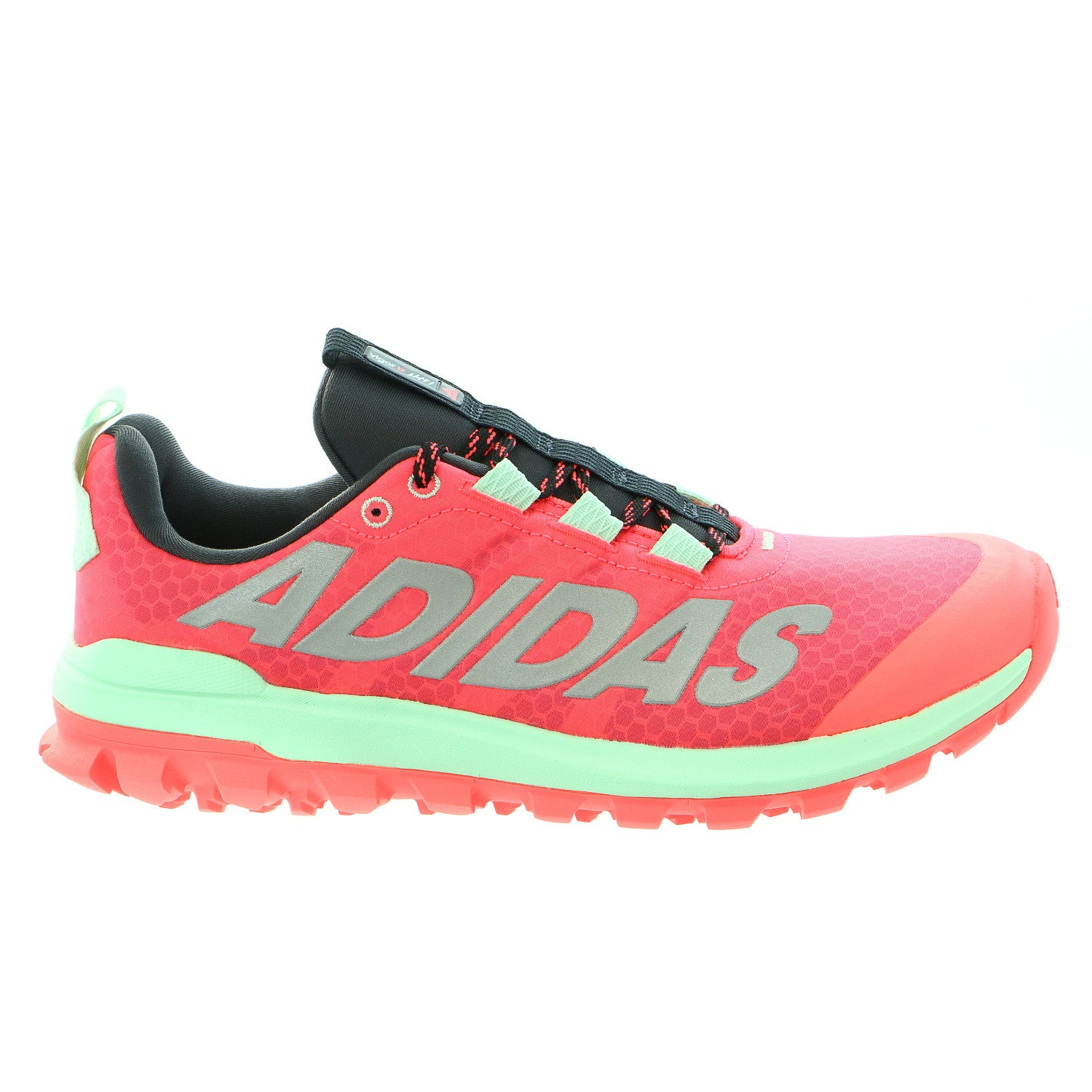 014fc74d2 Adidas Vigor 6 TR W Trail Running Sneaker Shoe - Frozen Yellow Silver Green  - Womens