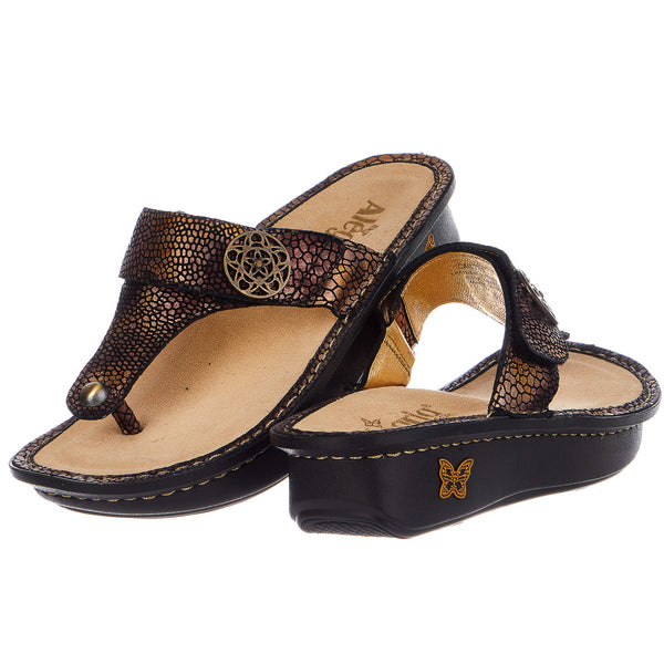 Alegria Carina Wedge Sandal - Women's