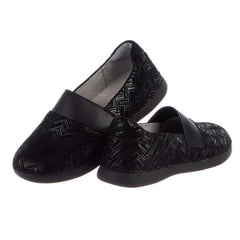 Alegria Glee Black Nappa - Women's