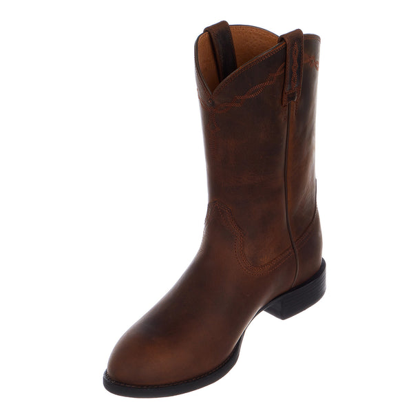 Ariat Heritage Roper Western Boot - Men's