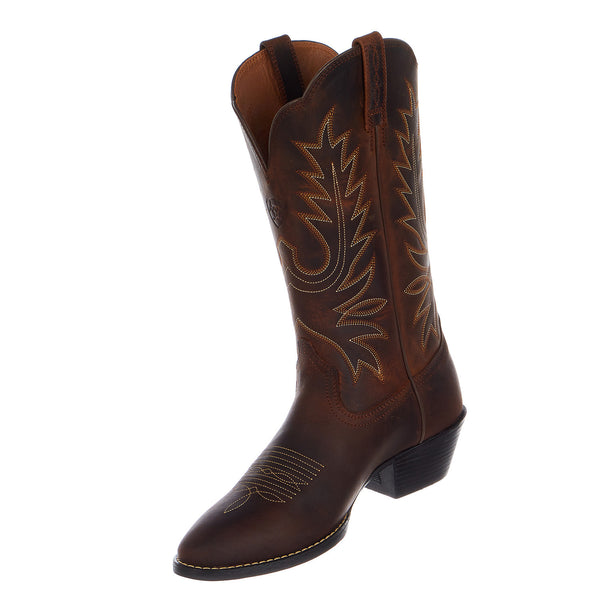 Ariat Heritage Western R Toe Western Cowboy Boot - Women's