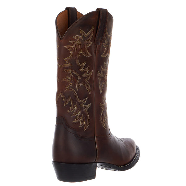 Ariat Heritage R Toe Western Cowboy Boot - Men's
