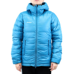 Bergans of Norway The Cecilie Down Jacket  - Deep Water - Womens