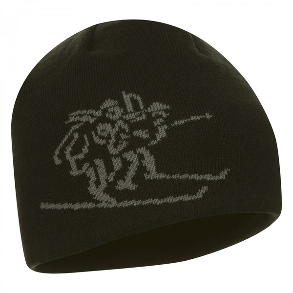 Bergans of Norway The Birkebeiner Hat  - Black-Grey - Mens