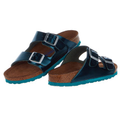 Birkenstock Arizona Natural Leather Soft Footbed