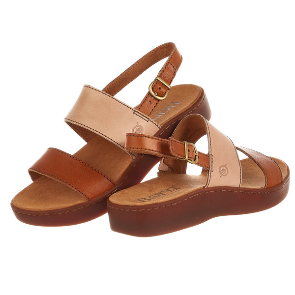 Born Oconee Platform Sandals - Women's