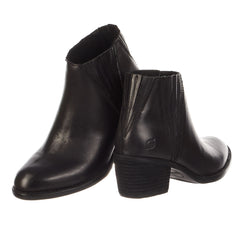 Born Sacramento Leather Bootie - Women's