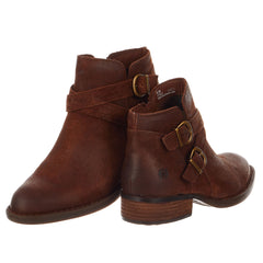 Born Ozark Leather Bootie - Women's