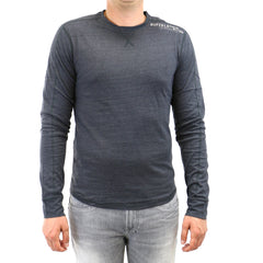 Buffalo Nirope Long Sleeve Tee Fashion T-Shirt - Heather Cannon - Mens