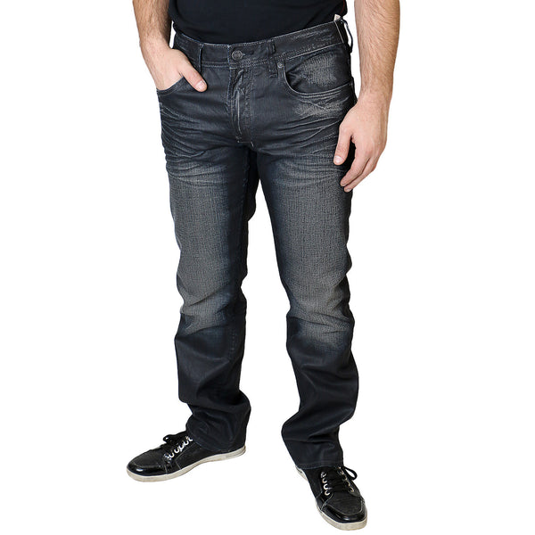 Buffalo by David Bitton Six-X Jeans - Dark and Painted - Mens