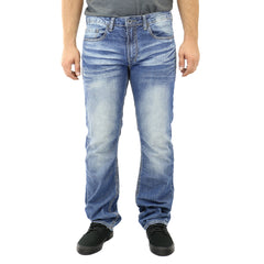 Buffalo by David Bitton Driven Jeans - Sanded Damaged and Repaired - Mens