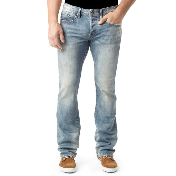 Buffalo King Jeans - Blue - Mens