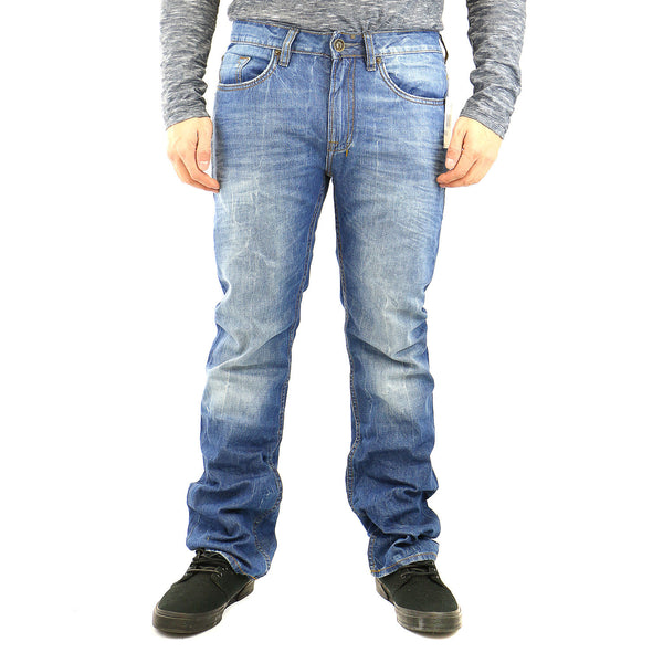 Buffalo Six Basic Jeans - Indigo - Mens