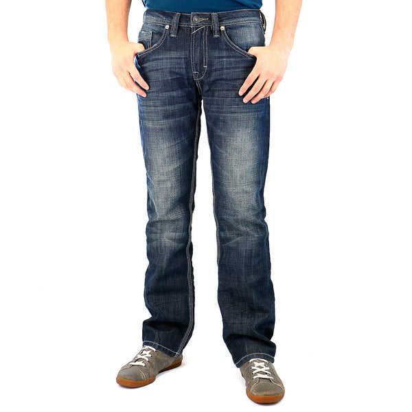 Buffalo Six Jeans - Classic and Contrasted - Mens