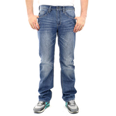 Buffalo David Bitton Driven Jeans - Slightly Marbled and Intense - Mens