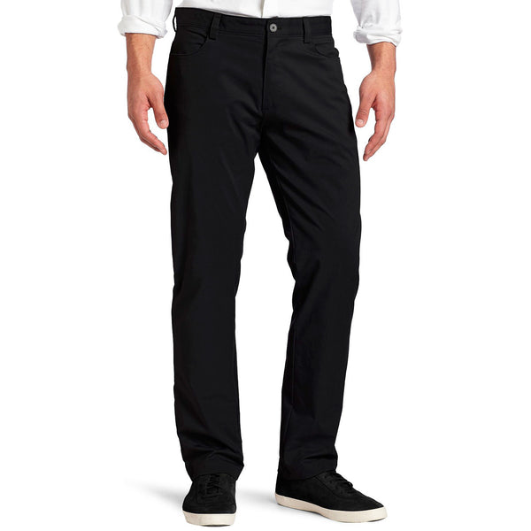 Calvin Klein Sportswear Men's 4-Pocket Sateen X-Fit Pant  - Convoy - Mens