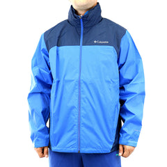 Columbia Glennaker Lake Rain Jacket - Blue Jay - Mens