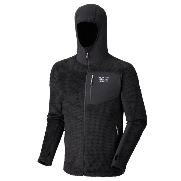 Mountain Hardwear Monkey Man Grid Jacket  - Black - Mens