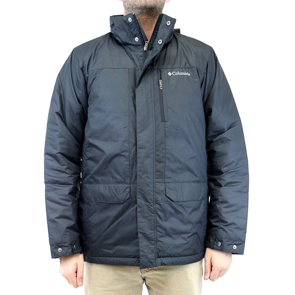 Columbia Path To Anywhere II Jacket - Boulder Graphite - Mens