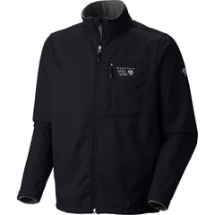 Mountain Hardwear Android II Jacket   - Black - Mens
