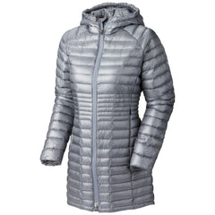 Columbia Ghost Whisperer Down Parka  - Tradewinds Grey - Womens