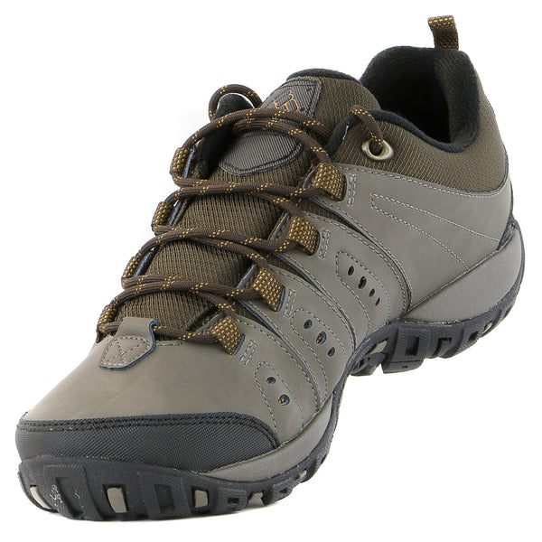 Columbia Peakfreak Nomad Waterproof Trail Running Shoe  - Mud/Caramel - Mens