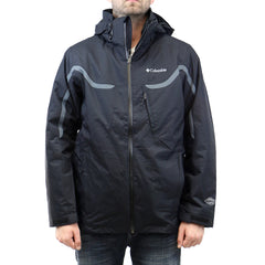 Columbia Whirlibird Interchange Jacket - Black - Mens