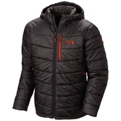 Mountain Hardwear Super Compressor Hooded Jacket  - Shark - Mens