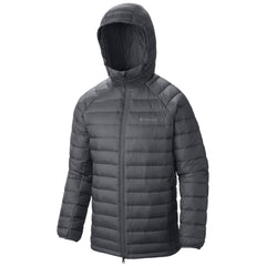 Columbia Platinum Plus 860 TurboDown Hooded Down Jacket - Mens