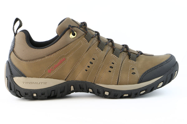 Columbia Peakfreak Nomad - Black / Goldenrod - Mens