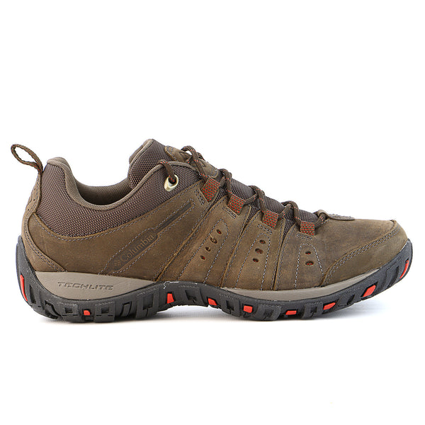 Columbia Peakfreak Nomad Plus Hiking Shoe - Cordovan/Gypsy - Mens