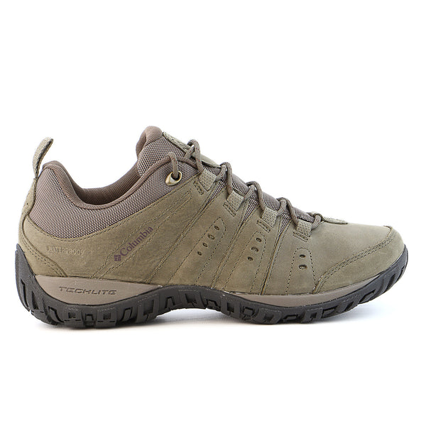 Columbia Peakfreak Nomad Plus Waterproof Hiking Shoe - Major/Madder Brown - Mens