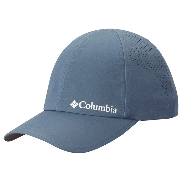 Columbia Silver Ridge Ballcap II Hat Baseball Cap - White - Mens